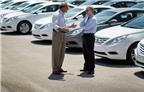 6 điều cần biết trước khi mua xe hơi