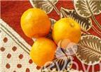 Nhật ký Hana: 3 cách trắng bóc từ cam