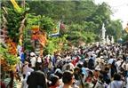 Náo nức lễ hội Quán Thế Âm