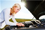 Mẹo nhỏ chăm sóc xe hơi tiết kiệm nhất