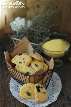 Công thức Polenta Cookies cho người yêu bếp bánh