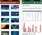 Microsoft Office phiên bản mới dành cho iPad