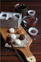 Bánh dừa chocolate ngon tuyệt