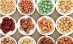 Top 10 thực phẩm giàu chất sắt cho người thiếu máu