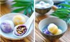 Bánh trôi nước thơm ngon đón Tết Hàn thực