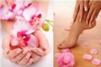 Tuyệt chiêu chăm sóc đôi chân đẹp