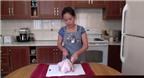 Cách lọc và bảo quản thịt gà