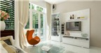Thiết kế tinh giản trong ngôi nhà của vợ chồng son