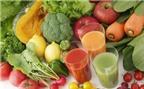 5 thực phẩm giúp giải độc nên ăn thường xuyên