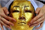 Đắp mặt nạ vàng có tốt?