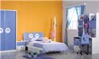 Phòng ngủ hợp phong thủy cho bé yêu