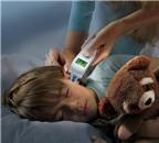 Cách đo thân nhiệt đơn giản khi trẻ nóng sốt