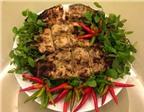 Cá vược ướp riềng mẻ nướng than - Món ngon không thể bỏ qua