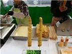 Các món ăn vặt ngon lạ nổi tiếng của xứ Hàn