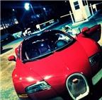 Justin Bieber được tặng siêu xe Bugatti Veyron