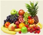 Những lợi ích của trái cây đối với sức khỏe