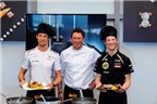 Các tay đua F1 phải 'hành xác' để giảm cân
