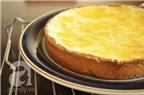 Cùng nhâm nhi bánh tart chanh thơm ngon nhé!