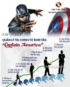 """8 bí quyết quản lý tài chính từ bom tấn """"Captain America"""""""