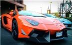 Siêu xe Lamborghini Aventador độ DMC