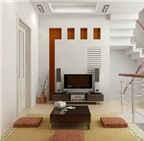 5 cách khiến nhà bạn rộng hơn