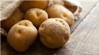 9 lợi ích sức khỏe tuyệt vời của khoai tây