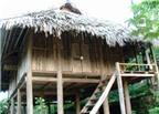 Nhà sàn cổ của người Mường- đơn giản mà độc đáo