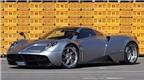 Siêu xe Pagani Huayra có phiên bản mui trần
