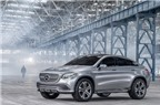 Mercedes-Benz Concept Coupe SUV cạnh tranh BMW X6