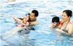 10 bệnh bé yêu dễ mắc khi đi bơi mùa hè