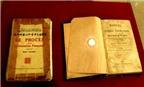 Trưng bày hơn 100 đầu sách quý hiếm