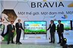 TV 4K BRAVIA  - Một trải nghiệm đầy đam mê
