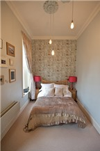 Bài trí trong phòng ngủ nhỏ hẹp