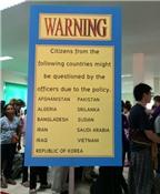 Du lịch Thái Lan: Không có 700 USD không được nhập cảnh