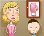 Mẹo giúp kiềm chế để không quát mắng con