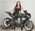 Honda CBR1000RR phong cách Valentino Rossi