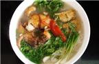 10 món bún nổi tiếng của Hà thành