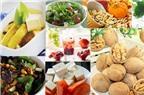 Món ăn cho sức khỏe tuyến tiền liệt