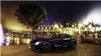 Tuyệt đẹp ảnh xe Mercedes-Benz chụp ban đêm