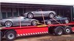 Siêu xe Aston Martin bị đối xử như phế liệu