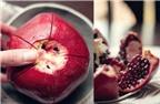 Mẹo hay giúp bổ hoa quả nhanh và đẹp mắt