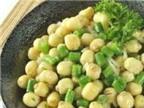 Món chay ngon: Hạt sen xào bơ
