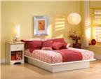 Phong thủy giường ngủ trong nhà