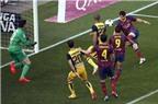 Barca: Trắng tay lại là điều tốt