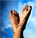 Lời khuyên để có đôi chân gợi cảm ngày Hè