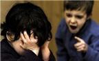 Làm gì khi trẻ có dấu hiệu bị chấn động tâm lý?