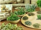 Cách làm đẹp tóc nhờ thảo mộc vườn nhà