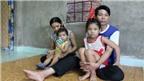 Cha mẹ nghèo, hai con mắc bệnh truyền máu suốt đời