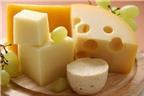 Chế phẩm từ bơ sữa: