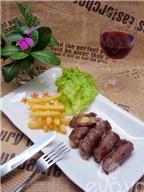 4 món thịt bò cuộn siêu ngon